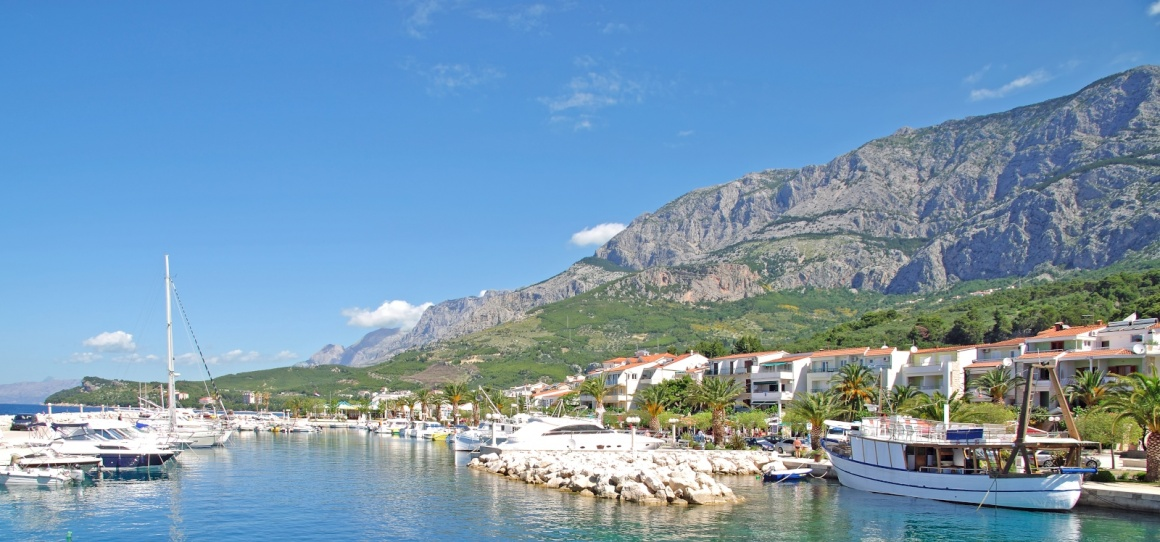 'the Village of Tucepi,Makarska Riviera,Dalmatia,Croatia' - Split